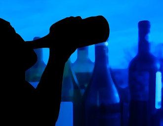 Alkohol schädigt Gehirn
