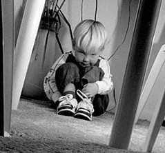 Angststörungen häufiger bei Kindern mit Vermeidungsverhalten