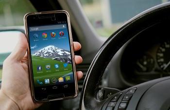 auto-smartphone
