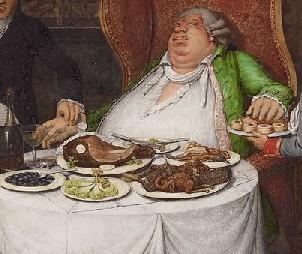 Folgen von Binge-Eating