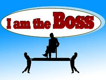 Beschimpfungen durch Chef