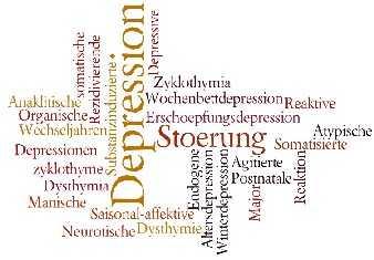 Depressionsformen