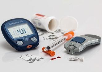 diabetes-gerätschaften