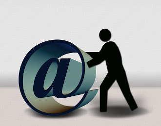 Stress durch E-Mails