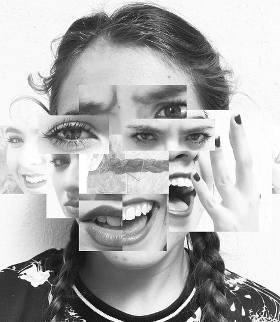 emotionen-verschiedene-gesichter-frau