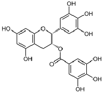 Epigallocatechingallat - EGCG