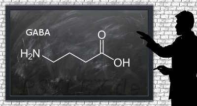 gaba Chemische Strukturformel