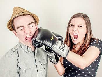 Frauen und häusliche Gewalt