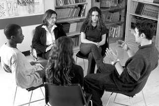 psychotherapeutische Gruppentherapie bei Depression wirksam
