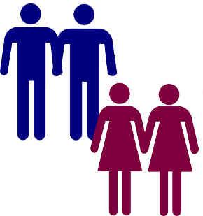 Häusliche Gewalt bei gleichgeschlechtlichen Paaren