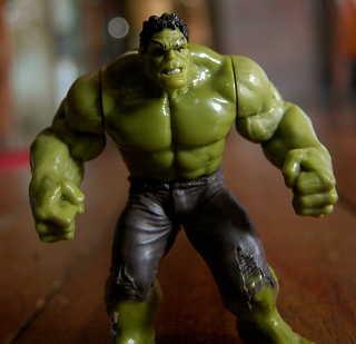 Hulk - Power-Pose