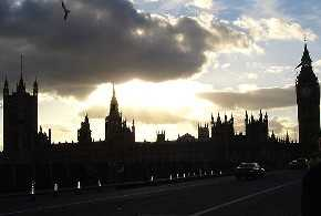 Big Ben und London Parliament