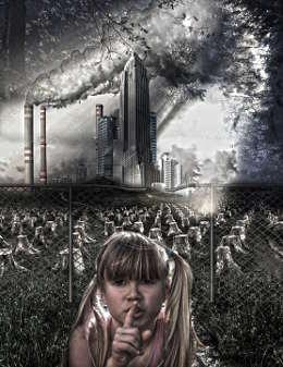 luftverschmutzung-kind