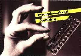 Mobbing - Medikamente