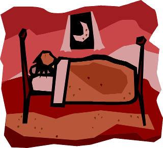 Parasomnien - Schlafstörungen
