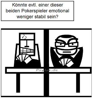 Pokerspieler Psychologie