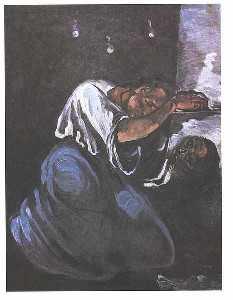 Der Schmerz von Cezanne