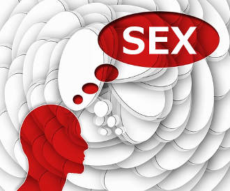 Gehirne von Sexsüchtigen