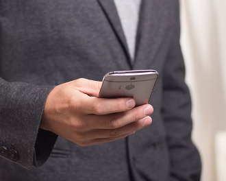 smartphone-mann