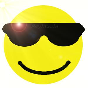 smiley-sonnenbrille