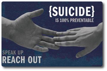 Suizidprävention: Wie dem Freund helfen