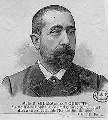 Gilles-de-la-Tourette-Syndrom