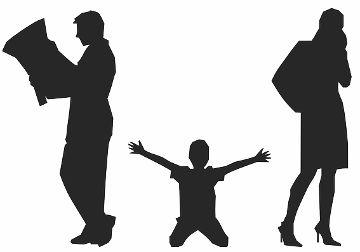 Kind Scheidung Trennung