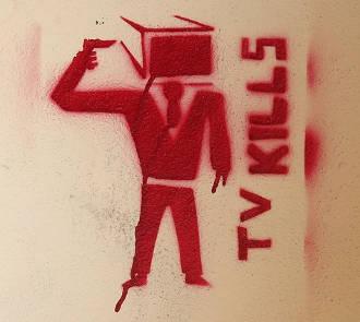 Fernsehen/Videospiele um Stress abzubauen