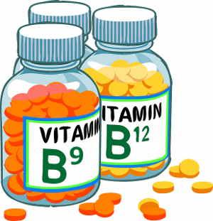 vitamin b6 b8 b12