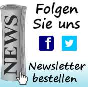 Newsletter / Psychologie News auf Facebook, Google Plus, Twitter